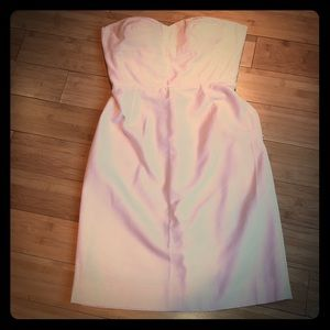 J Crew bridesmaids dress